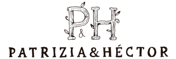 "Patrizia & Héctor ""Fotógrafos del Pirineo"" logo"